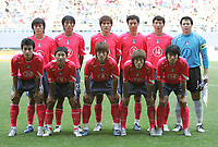 South Korea National Team Group Line-Up, lagbilde<br />