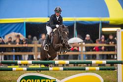 Mercken Janne, BEL, Cillaarshoek's Apart<br /> Nationaal Tornooi LRV Ponies<br /> Zonnebeke 2019<br /> © Hippo Foto - Dirk Caremans<br />  29/09/2019