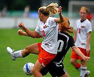 Platte County HS vs Notre Dame de Sion HS girls' soccer