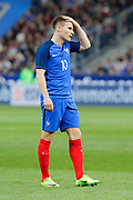 Kevin Gameiro (FRA) during the Friendly Game football match between France and Spain on March 28, 2017 at Stade de France in Saint-Denis, France - Photo Stephane Allaman / ProSportsImages / DPPI