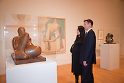 LUCIA HUNT; JEREMY HUNT,, Picasso and Modern British Art, Tate Gallery. Millbank. 13 February 2012