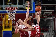 Brooks Jeff<br /> Openjobmetis Varese - A X Armani Exchange Milano<br /> Openjobmetis Varese - <br /> Basket Serie A LBA 2018/2019<br /> Varese 13 April 2019<br /> Foto Mattia Ozbot / Ciamillo-Castoria