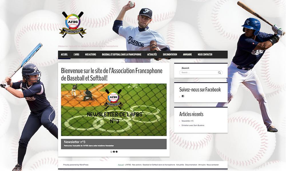 Melissa Mayeux, Owen Ozanich, Andy Paz, baseballsoftballfrancophone.org, 2016.