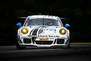 August 23, 2015: IMSA GT Race: Virginia International Raceway  #22 MacNeil, Keen, Davis  Alex Job Porsche 911 GT