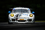 August 23, 2015: IMSA GT Race: Virginia International Raceway  #22 MacNeil, Keen, Davis  Alex Job Porsche 911 GT