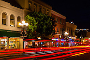 California-San Diego-Gaslamp Quarter