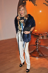 MAIA NORMAN at the TOD'S Art Plus Drama Party at the Whitechapel Gallery, London on 24th March 2011.