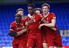 180128 Liverpool U23 v Derby County U23
