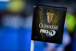 Guinness Pro 14 Branding prior to kick off - Mandatory by-line: Ryan Hiscott/JMP - 05/10/2019 - RUGBY - Cardiff Arms Park - Cardiff, Wales - Cardiff Blues v Edinburgh Rugby - Guinness Pro 14