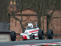 #52 Trevor MORGAN Reynard FF88  during Avon Tyres Formula Ford 1600 Northern Championship - Pre 90 as part of the BRSCC Oulton Park Season Opener at Oulton Park, Little Budworth, Cheshire, United Kingdom. March 24 2018. World Copyright Peter Taylor/PSP.