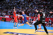 DESCRIZIONE : France Tournoi international Paris Bercy Equipe de France Homme France Islande 17/01/2010<br /> GIOCATORE : Detrez Gregoire<br /> SQUADRA : France<br /> EVENTO : Tournoi international Paris Bercy<br /> GARA : France Islande<br /> DATA : 17/01/2010<br /> CATEGORIA : Handball France Homme Action<br /> SPORT : HandBall<br /> AUTORE : JF Molliere par Agenzia Ciamillo-Castoria <br /> Galleria : France Hand Homme 2009/2010  <br /> Fotonotizia : France Tournoi international Paris Bercy Equipe de France Homme France Islande 17/01/2010 <br /> Predefinita :