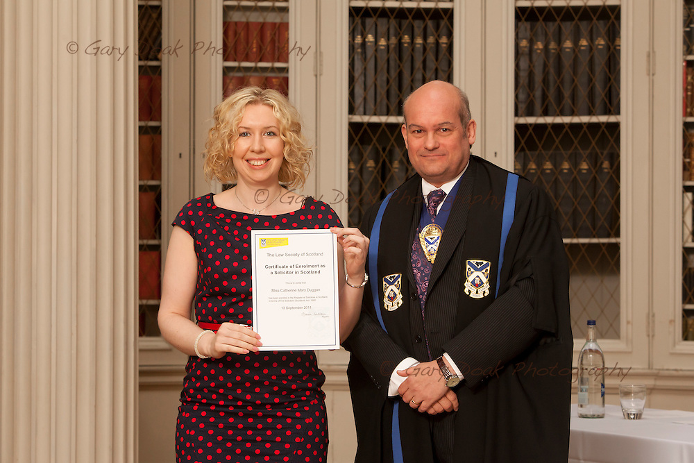 Law Society New Admissions, July 2012