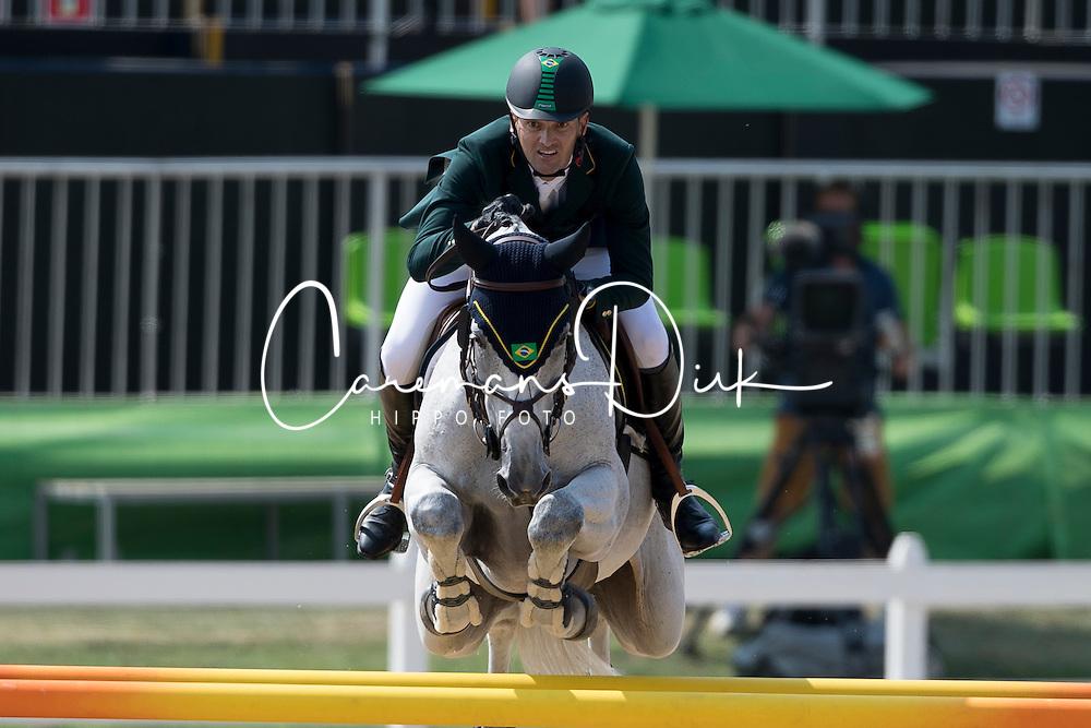 Menezes Eduardo, BRA, Quintol<br /> Olympic Games Rio 2016<br /> © Hippo Foto - Dirk Caremans<br /> 19/08/16