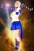 2016 Sailor Uranus - Jessie James Hollywood