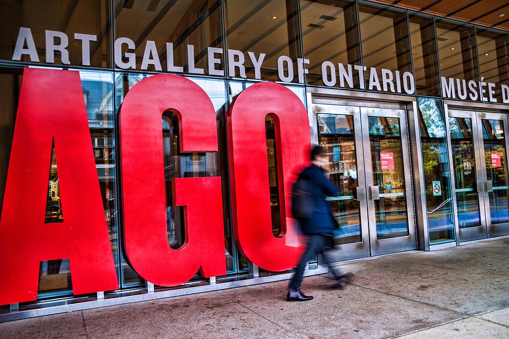 Art Gallery of Ontario, Dundas Street
