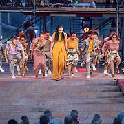 NLD/Rosmalen/20190620 - Aida in concert, optreden cast met April Darby