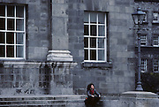 Trinity College, founded in 1952 by England's queen Elizabeth I.