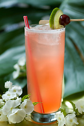 Singapore sling, cocktails by Tom Chadwick of dram.