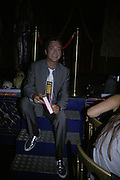 Julian Clary , Book launch for Julian Clary's ' Murder Most Fab ',Simon Drake's House of Magic 9 Chapter Road, Kennington SE17. 14 August 2007.  -DO NOT ARCHIVE-© Copyright Photograph by Dafydd Jones. 248 Clapham Rd. London SW9 0PZ. Tel 0207 820 0771. www.dafjones.com.