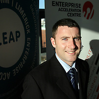 Donncha Hughes Enterprise Acceleration Centre Manager, Limerick Institute of Technology.<br />