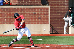17 April 2016:  Blake Molitor during an NCAA Division I Baseball game between the Southern Illinois Salukis and the Illinois State Redbirds in Duffy Bass Field, Normal IL