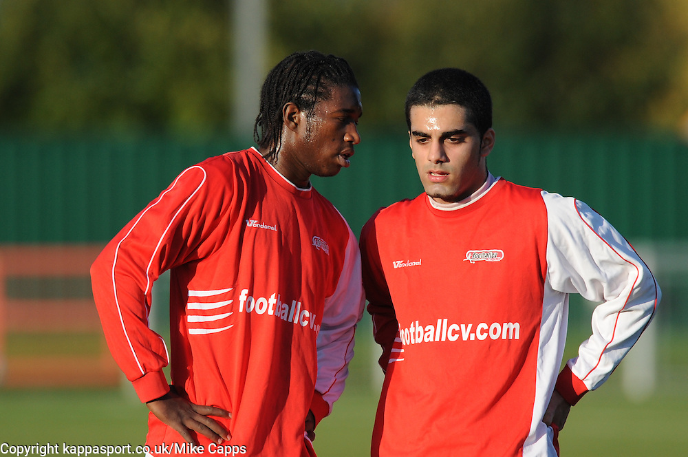 Football CV Harlow Football Club, Sunday 27th November 2011 Nazeingyouth