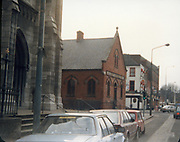 Old Dublin Amature Photos May 1987 WITH, Old Shop, Kilmainham, Inchicore Post Office, James St, Church, Parlement St, Drumcondra Park Old Shop, Volta Cinema 1940s