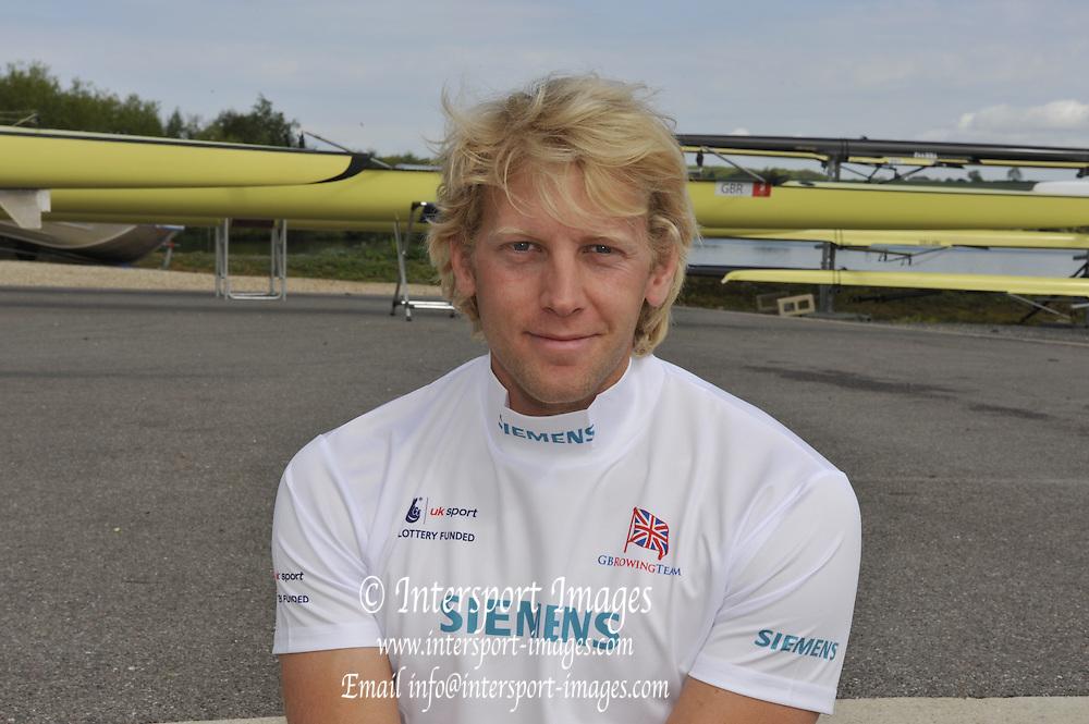 Caversham, Great Britain,  Andy TRIGGS HODGE, GB Rowing media day, GB Rowing Training centre, Caversham. Monday,  17/05/2010 [Mandatory Credit. Peter Spurrier/Intersport Images]