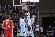 DESCRIZIONE : 3° Torneo Internazionale Geovillage Olbia Dinamo Banco di Sardegna Sassari - Brose Basket Bamberg<br /> GIOCATORE : Jarvis Varnado<br /> CATEGORIA : Stoppata Controcampo<br /> SQUADRA : Dinamo Banco di Sardegna Sassari<br /> EVENTO : 3° Torneo Internazionale Geovillage Olbia<br /> GARA : 3° Torneo Internazionale Geovillage Olbia Dinamo Banco di Sardegna Sassari - Brose Basket Bamberg<br /> DATA : 06/09/2015<br /> SPORT : Pallacanestro <br /> AUTORE : Agenzia Ciamillo-Castoria/L.Canu