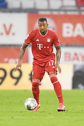 Jerome Boateng (Bayern), Einzelaktion during the Bayern Munich vs Eintracht Frankfurt, German Cup Semi-Final at Allianz Arena, Munich, Germany on 10 June 2020.
