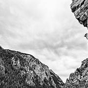 Little Conttonwood Canyon