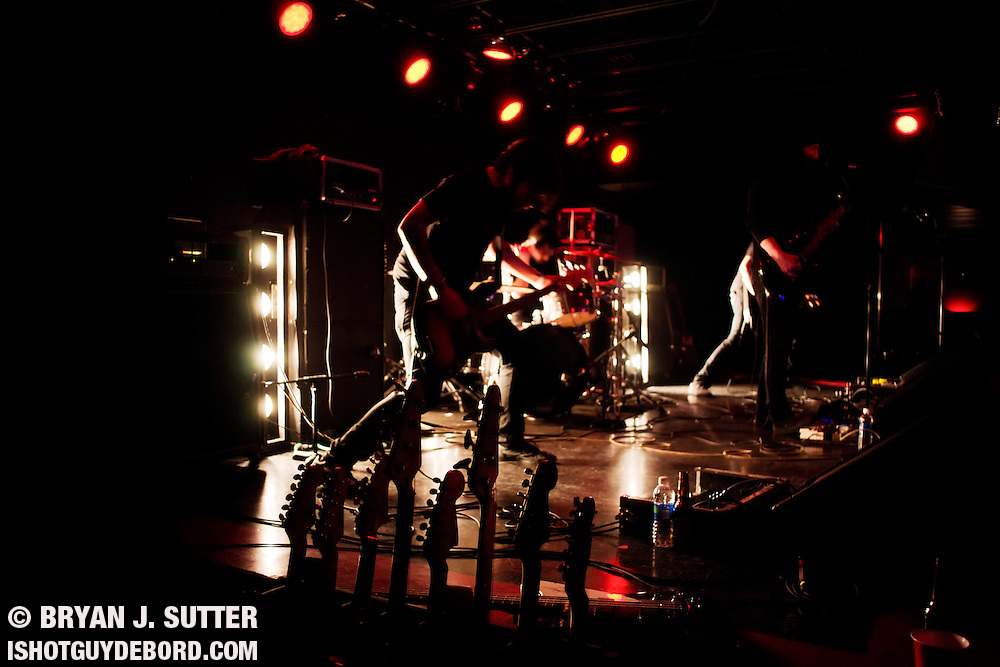 On February 25th, 2012 Prosthetic Records' Junius and Triple Crown's O'Brother rocked bodies and challenged feeble minds at The Firebird in Saint Louis, Missouri. It ruled.