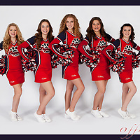 Syracuse Jr. High Cheerleaders 2014
