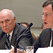 "Commission staffers present Staff Statement No. 15, ""Overview of the Enemy."" The 9/11 Commission's 12th public hearing on ""The 9/11 Plot"" and ""National Crisis Management"" was held June 16-17, 2004, in Washington, DC."
