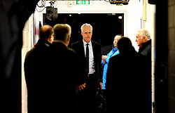 Ipswich Town manager Mick McCarthy arrives at Sincil Bank for his sides FA Cup replay against Lincoln City - Mandatory by-line: Robbie Stephenson/JMP - 17/01/2017 - FOOTBALL - Sincil Bank Stadium - Lincoln, England - Lincoln City v Ipswich Town - Emirates FA Cup third round replay