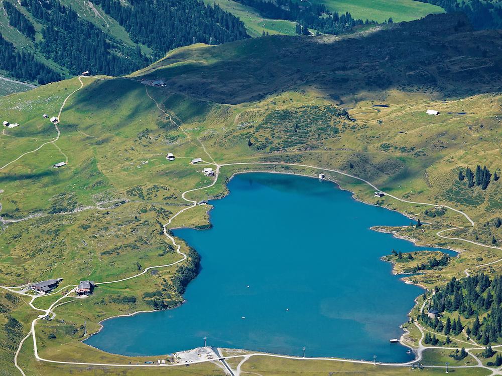 Switzerland - Trueb lake view from Titlis