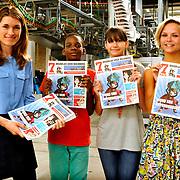 June 9, 2016 - 10:34<br /> The Netherlands, Diemen - Launch of Brugklas voor Beginners