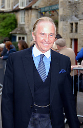 GEOFFREY KENT at the wedding of Laura Parker Bowles to Harry Lopes held at Lacock, Wiltshire on 6th May 2006.<br />