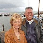 NLD/Volendam/20070321 - Presentatie boek en CD Annie Schilder, Anni en Ik, Annie en Jaap Buys