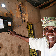 Solar safari: off-grid energy in Tanzania