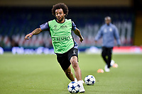 Marcelo of Real Madrid during the training session ahead the UEFA Champions League Final between Real Madrid and Juventus at the National Stadium of Wales, Cardiff, Wales on 2 June 2017. Photo by Giuseppe Maffia.<br /> Giuseppe Maffia/UK Sports Pics Ltd/Alterphotos