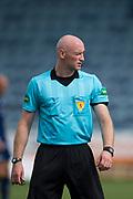10th August 2019; Dens Park, Dundee, Scotland; SPFL Championship football, Dundee FC versus Ayr; Referee Alan Newlands