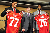 20100423 - San Francisco 49ers-Draft Press Conference