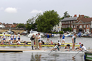 Henley, GREAT BRITAIN, at 2008 Henley Royal Regatta, on  Wednesday, 02/07/2008,  Henley on Thames. ENGLAND. [Mandatory Credit:  Peter SPURRIER / Intersport Images] Rowing Courses, Henley Reach, Henley, ENGLAND . HRR