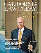 Tom Girardi Caliornia Law Today Cover 2016