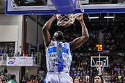 DESCRIZIONE : Campionato 2014/15 Dinamo Banco di Sardegna Sassari - Sidigas Scandone Avellino<br /> GIOCATORE : Shane Lawal<br /> CATEGORIA : Schiacciata Sequenza<br /> SQUADRA : Dinamo Banco di Sardegna Sassari<br /> EVENTO : LegaBasket Serie A Beko 2014/2015<br /> GARA : Dinamo Banco di Sardegna Sassari - Sidigas Scandone Avellino<br /> DATA : 24/11/2014<br /> SPORT : Pallacanestro <br /> AUTORE : Agenzia Ciamillo-Castoria / Luigi Canu<br /> Galleria : LegaBasket Serie A Beko 2014/2015<br /> Fotonotizia : Campionato 2014/15 Dinamo Banco di Sardegna Sassari - Sidigas Scandone Avellino<br /> Predefinita :