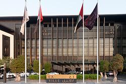 Exterior of La Ville Hotel at City Walk in Dubai, UAE