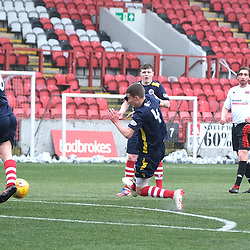 Clyde v Stirling Albion, Scottish League Two, 16 March 2019