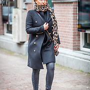 NLD/Amsterdam//20170309 - Herdenkingsdienst Guus Verstraete, Jenny de Munk