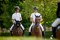 Philippaerts Thibault, Thomas Gilles, BEL, <br /> Brussels Stephex Masters 2019<br /> © Hippo Foto - Sharon Vandeput<br /> 31/08/19